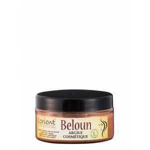 face mask, clay mask, natural red clay, beauty clay, belun clay, moroccan clay mask